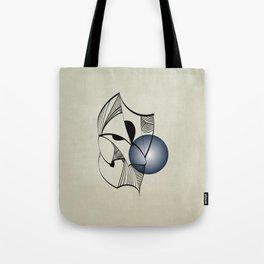 Abstract L1 Tote Bag
