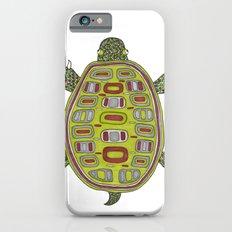 Tiled turtle iPhone 6s Slim Case