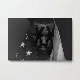 SEEING THE E(X)IT Metal Print