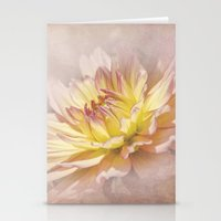 passion Stationery Cards featuring Passion by Kimberley Britt