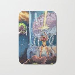 Super Metroid Fan Art Bath Mat