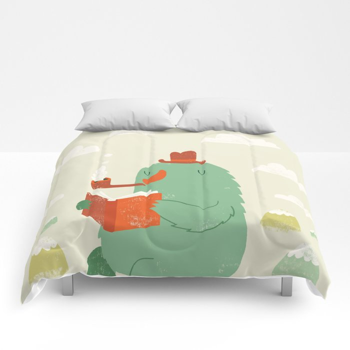 The Cloud Creator Comforters