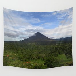 Violent Hill Wall Tapestry