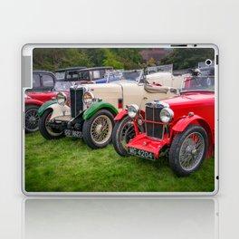 Classic Cars Laptop & iPad Skin