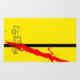 Pussy Wagon Rug