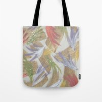 easter Tote Bags featuring Easter by Kat Dermane