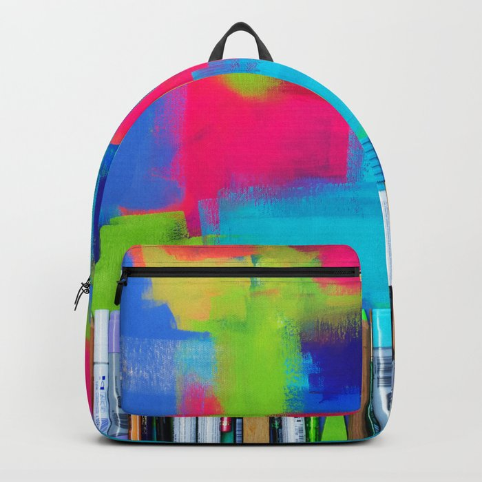 Real Weapons Of Mass Creation Backpack