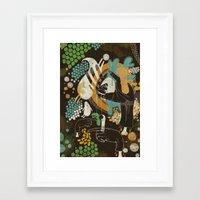 surrealism Framed Art Prints featuring surrealism by Judit Varga
