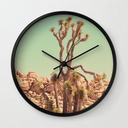 Joshua Tree#2  Wall Clock