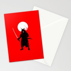 Ghost Samurai Stationery Cards