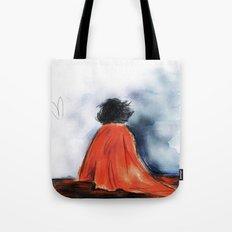 Shock Blanket- BBC's Sherlock Tote Bag