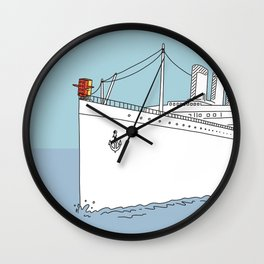 I'll Never Let Go (The Movie) Wall Clock