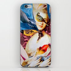 LADY GAINSBOROUGH iPhone & iPod Skin