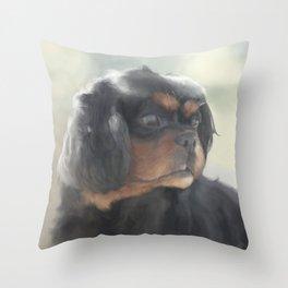 Cavelier  Throw Pillow
