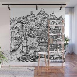Genova 1490 Wall Mural