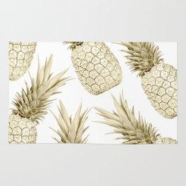 Pineapple Bling Rug