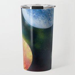 Celestial Triad Travel Mug