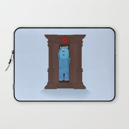 Monster's Wardrobe Laptop Sleeve