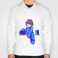 megaman Hoodies featuring Megaman II  by Magnta