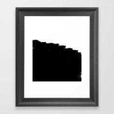 Brush 04 Framed Art Print