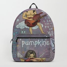 The Pumpkins - Spaceboy's Mellon Collie Dream Backpack
