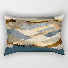 Golden Vista Rectangular Pillow