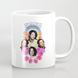 Saint Keanu Coffee Mug