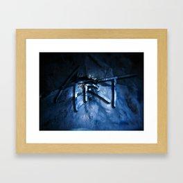Art Break Framed Art Print