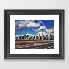 Cambie Framed Art Print
