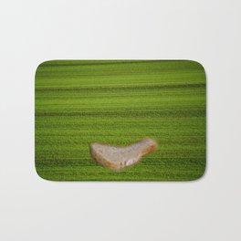 I Love Wheat Bath Mat