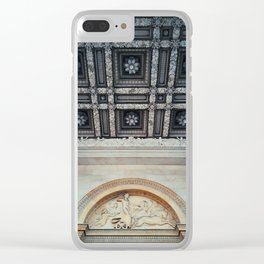 Fitzwilliam Museum Clear iPhone Case