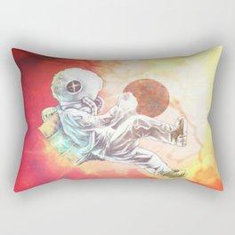 Astrona~uterus Rectangular Pillow