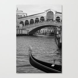 Amazing Venice Italy Canvas Print