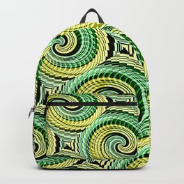 Colorful Decorative Buns #4 Backpack