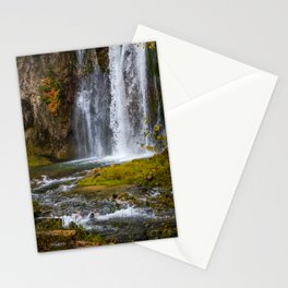 Spearfish Falls Stationery Cards