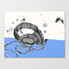 Listen Up Canvas Print