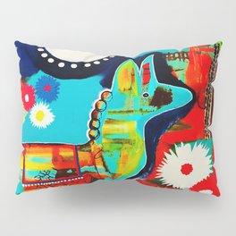 Mexican Love Pillow Sham