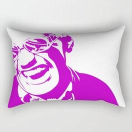 Ray Charles – Pink Rectangular Pillow