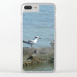 My Spot Clear iPhone Case