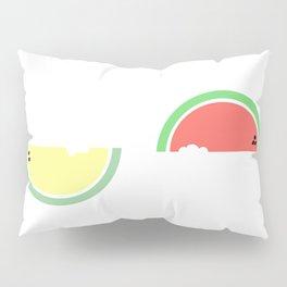 Reversed Pillow Sham