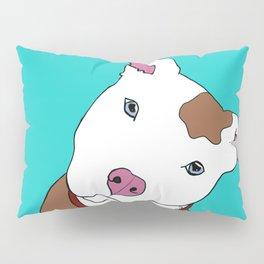 Pit bull Pillow Sham