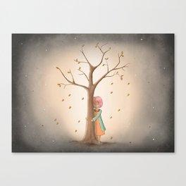 My Last Tree Canvas Print