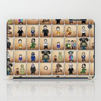 buffy the vampire slayer iPad Cases featuring Buffy the Vampire Slayer: Season One by BovaArt