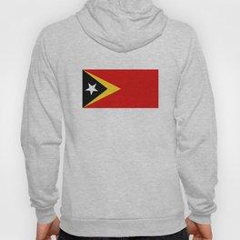 East Timor country flag Hoody