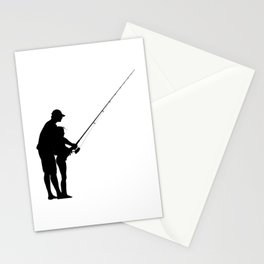 Learning to Fish Stationery Cards