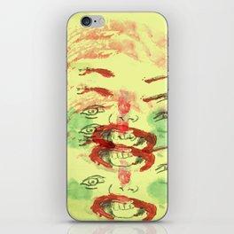 Downfall iPhone Skin