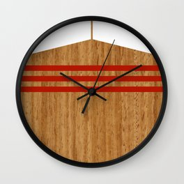 Vintage Rower Ver. 2 Wall Clock