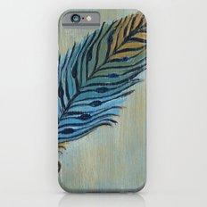 Tri-Color Feather Slim Case iPhone 6s