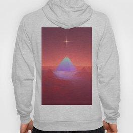 Blue Pyramid Hoody