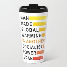 Socialist Power Grab Travel Mug